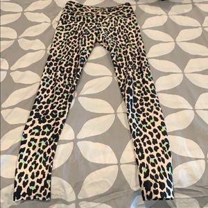 Goldsheep full length leggings leopard